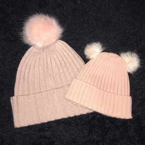 H&M Mommy & Me Beanies